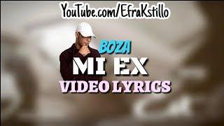 Download Video Boza - Que Será De Mi Ex [Video Lyrics] MP3 3GP MP4