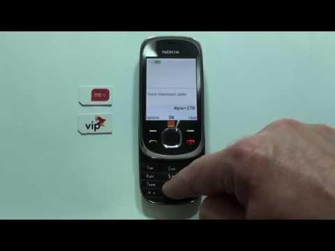 Nokia 7230 dekodiranje pomoću koda