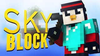 Minecraft Sky Block - Diamante Deja?! [Ep.1]