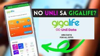 NO UNLI PROMO IN GIGA LIFE TRICKS 2021 screenshot 4