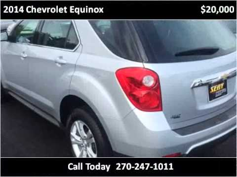 2014 chevrolet equinox used cars mayfield ky youtube for Seay motors mayfield ky