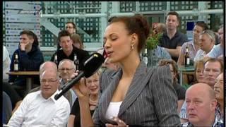 Francisca Urio - We are one - Live Übertragung - SPORT1 - Doppelpass