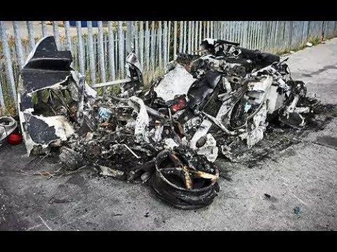 Car Brutal Accidents