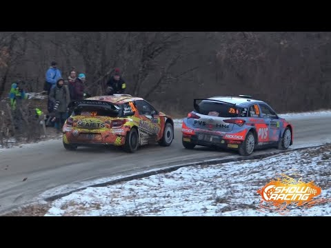 wrc rallye monte carlo 2019 show racing youtube. Black Bedroom Furniture Sets. Home Design Ideas