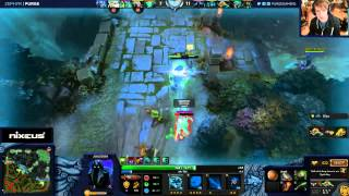 Dota 2 Ability Draft 1 shot Abaddon