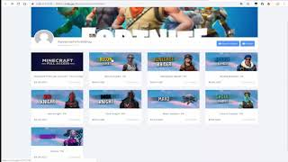 FORTNITE CHEAP SHOP! VERIFIED RARE ACCOUNTS! SELLY GG 🔥🔥🔥! @AwesomeFortniteShop ✔ SALE 50%
