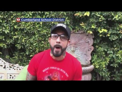 Cumberland (Wis.) Schools Use Backstreet Boy To Announce School Closing