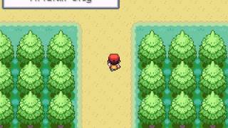 Play Pokemon Throwback Online GBA Rom Hack of Pokemon Fire