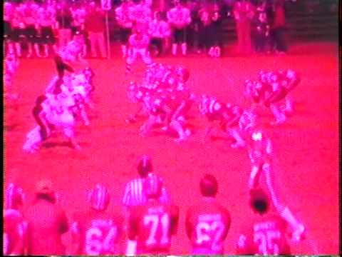 Saint Helena Saints football 1982 vs Lower Lake?