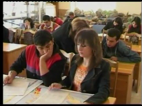 Yerevan State University-FILM_ABOUT_FACULTIES