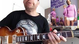 Philippe Katerine - Louxor J'adore (leçon guitare)