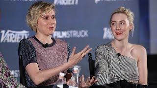Saoirse Ronan And Greta Gerwig Talk Making 'Lady Bird' At Variety Screening Series