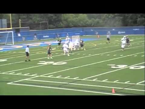 Charles Cook #24 Lacrosse 2012 Lake Forest High School State Semifinal