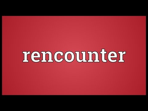 Header of rencounter