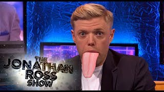 The Dog With The Longest Tongue In The World - Jonathan Ross Show