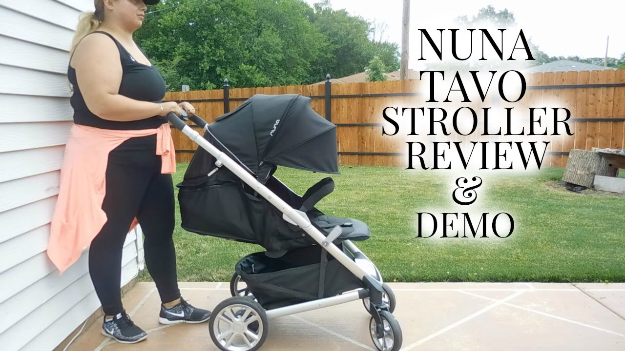 Nuna Tavo Stroller Review Amp Demo Youtube