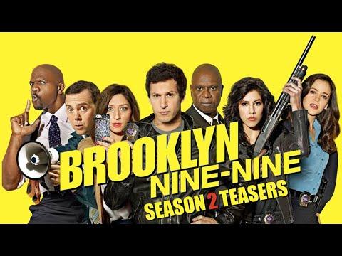 All Teasers/Introductions With English Subtitles – Season 2 | BROOKLYN NINE-NINE