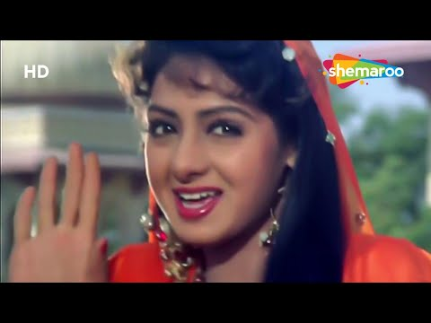 Mere Dil Ki Galiyon (HD) | Banjaran Songs | Rishi Kapoor | Sridevi | Alka Yagnik | Suresh Wadkar