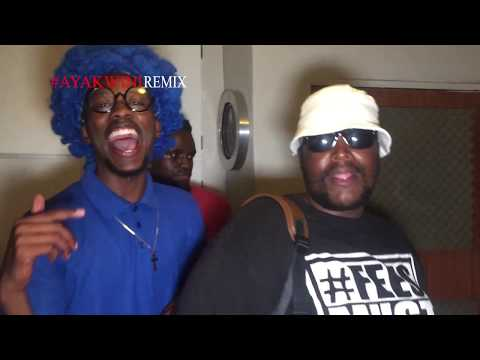 Jovislash With HHP In Studio - Aya Kwini Remix
