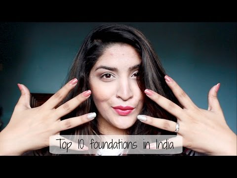 Top 10 Foundations in India | Drugstore | Diwalog Day 13