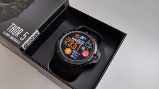 ZEBLAZE THOR 5 Dual - Full Android Smartwatch - AMOLED - Any Good?