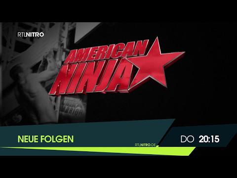 American Ninja Warrior - 5. Staffel - ab 25.05. um 20:15 Uhr bei RTL NITRO und online bei TV NOW