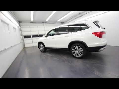 2018 Honda Pilot Touring | Diamond White Pearl | HB060585 | Seattle | Burien | Renton |