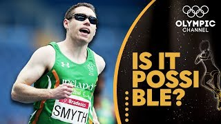Is It Possible for a Paralympian to run the 100m in less than 10 seconds?