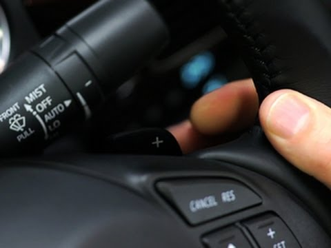 CNET On Cars - How To: Driving a modern automatic transmission