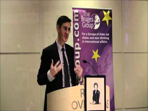 Jacob Rees-Mogg MP on Europe
