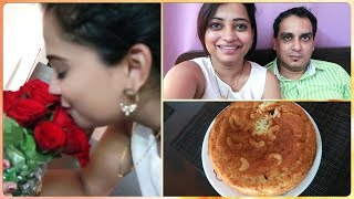 11th Marriage Anniversary Celebration Kyu Nahi Huva - Dono Change ? Upwas Cake | Indian Mom On Duty