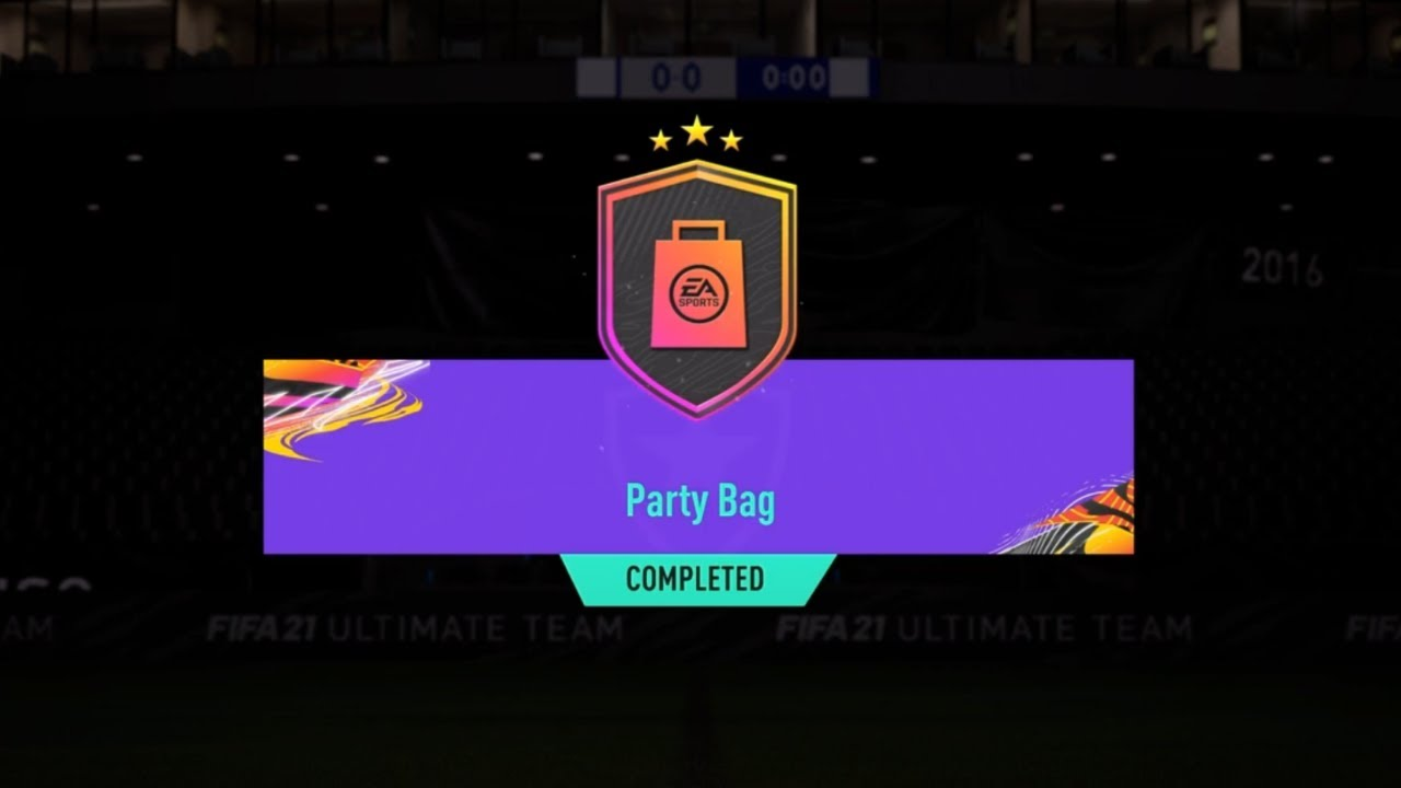 YOU CAN'T BE SERIOUS?!! Guaranteed What If Player SBC & Party Bag SBC (FIFA 21 - Ultimate Team)