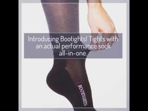 Bootights - Solution for Tights + Socks