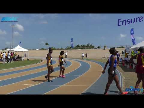 BSSAC Esther Maynard Zone 2018 Day 2 | All 200m Event and 4x400m Relays