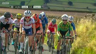 2019 Women's Elite World Championship RR Bradford - Harrogate Yorkshire England 149.4km 28-9-2019