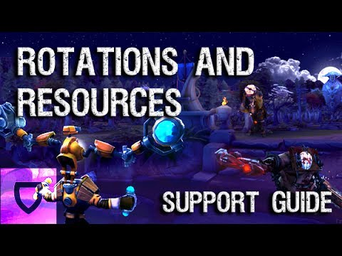 Rotations, Resources and Impact as a Support | How To Play Dota 2 | PVGNA.com