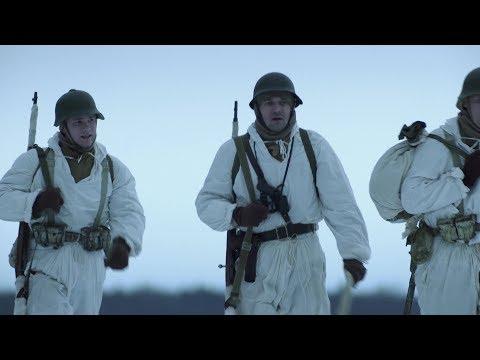 Военная разведка: Северный фронт. 7 серия Военного Сериала. Русские сериалы