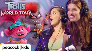 Whisper Challenge with Anna Kendrick and Rachel Bloom | TROLLS WORLD TOUR
