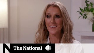 Céline Dion on Courage, her husband's death, and her icon status