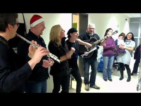 Klaus Meine Singing Christmas Song