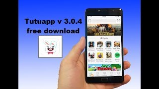 Загрузите последнюю версию tutuapp 3.0.4