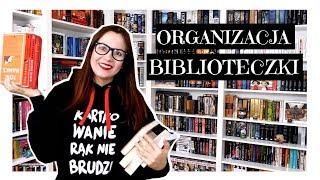 ORGANIZACJA NOWEJ BIBLIOTECZKI