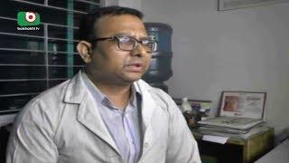 বগুড়ার শেরপুরে ট্রাক চাপায় শিশুর হাত বিচ্ছিন্ন   Bogra Child Accident   Babu   22Apr18