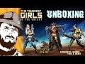 FFH Unboxing: Raging Heroes The Toughest Girls of the Galaxy! Three armies: the Jailbird Division