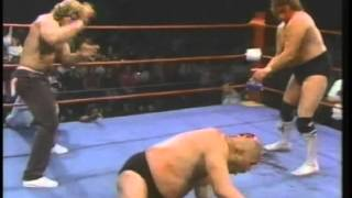 Terry Gordy vs. Killer Kahn