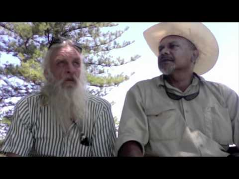 Interview with Neil McKenzie at the Protect the Kimberley rally at the Cottesloe Civic centre,