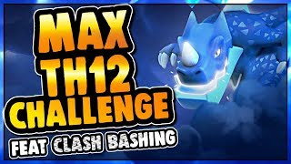 MAX TH12 CHALLENGE | EchoThruMe vs Clash Bashing | MAX ARMIES vs MAX BASES | Clash of Clans