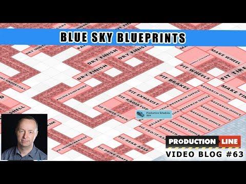 Production Line Game: Dev blog #63.  Blue Sky Blueprints