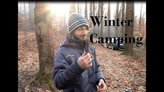 Winter Camping In Maryland