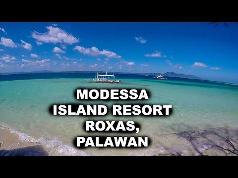 MODESSA ISLAND RESORT ROXAS, PALAWAN